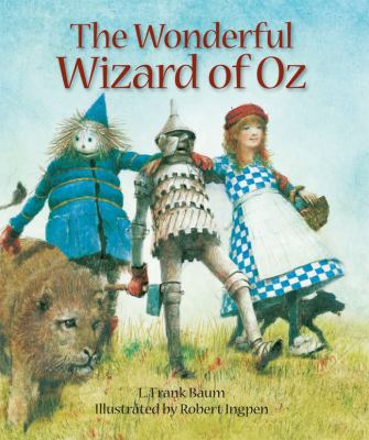 'The Wonderful Wizard of Oz' book