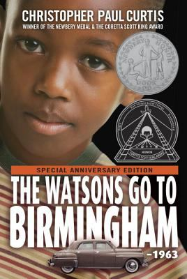 'The Watsons go to Birmingham - 1963' book