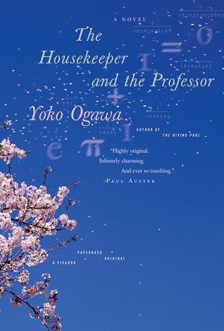 'The Housekeeper and the Professor' book