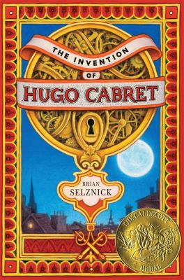 'The Invention of Hugo Cabret' book