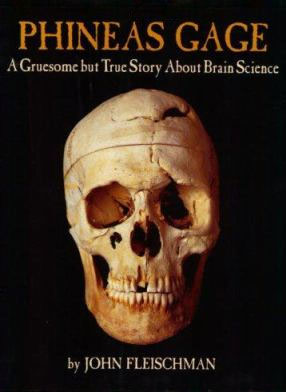 'Phineas Gage: A Gruesome but True Story about Brain Science' book