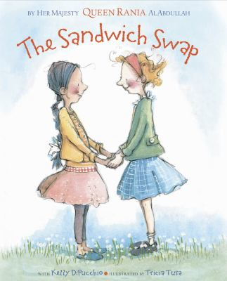 'The Sandwich Swap' book