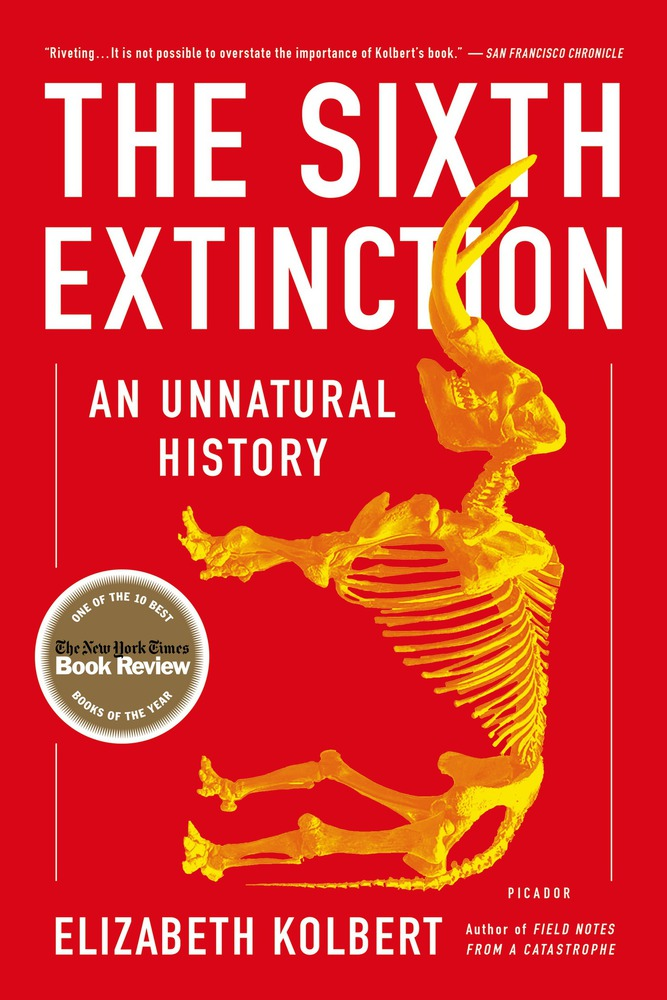 'The Sixth Extinction' book