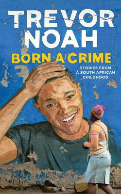 'Born a Crime' book